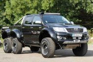 6x6 vromos hilux toyota 1 190x128 Video: Vromos Tuning   Toyota Hilux 6x6