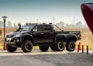 6x6 vromos hilux toyota 3 190x135 Video: Vromos Tuning   Toyota Hilux 6x6