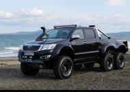 6x6 vromos hilux toyota 4 190x135 Video: Vromos Tuning   Toyota Hilux 6x6