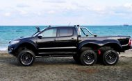 6x6 vromos hilux toyota 5 190x117 Video: Vromos Tuning   Toyota Hilux 6x6