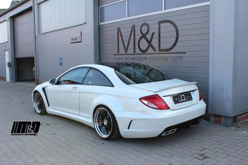 905955 1004529102902337 2543904844269974787 o Fetter Mercedes CL W216 von M&D exclusive cardesign