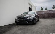 Aggressive Looking Blacked Out BMW M4 Image 1 190x119 Sehr dezent   schwarzer BMW M4 F82 by EAS Tuning