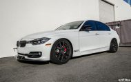 Alpine White BMW F30 Gets An Interesting Aero Package 1 190x119 APR Racing Parts am BMW F30 3er von EAS Tuning