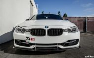 Alpine White BMW F30 Gets An Interesting Aero Package 3 190x119 APR Racing Parts am BMW F30 3er von EAS Tuning