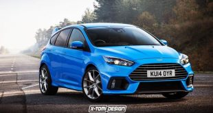 Aston Martin DBF RS2 1 310x165 Rendering: Aston Martin DBF auf Basis Ford Focus RS
