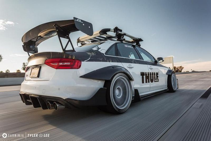 Audi S4 B8 Limousine DTM-Look Allroad Outfitters Inc 1