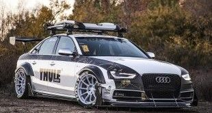 Audi S4 B8 Limousine DTM Look Allroad Outfitters Inc 2 1 e1454524485393 310x165 SEMA 2015: Audi S4 B8 Limousine im DTM Look