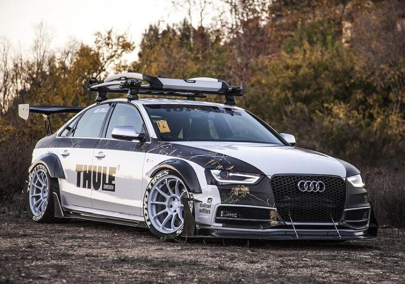 Audi S4 B8 Limousine DTM-Look Allroad Outfitters Inc 2