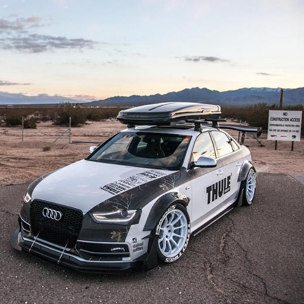 Audi S4 B8 Limousine DTM-Look Allroad Outfitters Inc 4