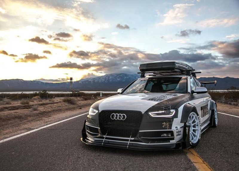 Audi S4 B8 Limousine DTM-Look Allroad Outfitters Inc 5