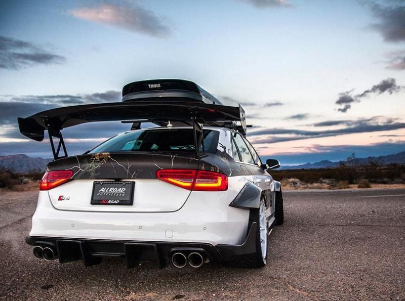 Audi S4 B8 Limousine DTM-Look Allroad Outfitters Inc 6