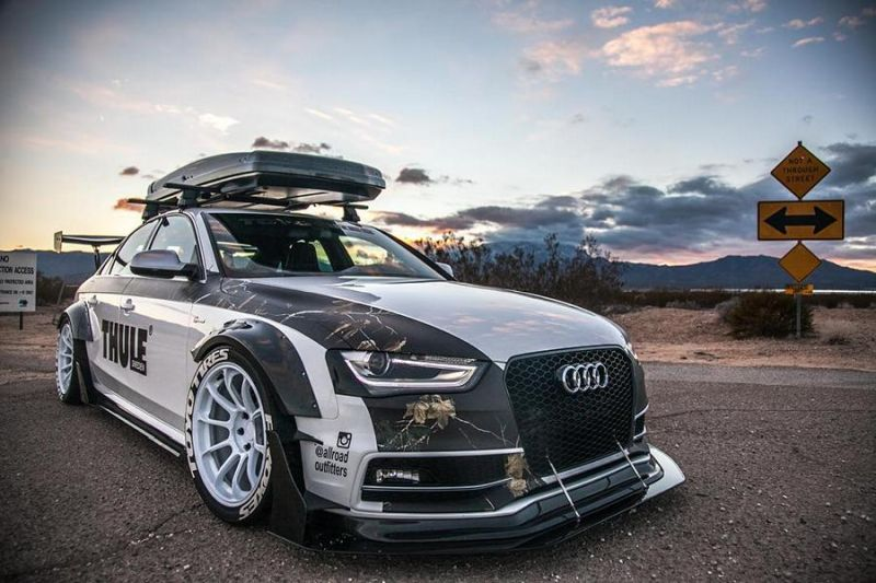Audi S4 B8 Limousine DTM-Look Allroad Outfitters Inc 7