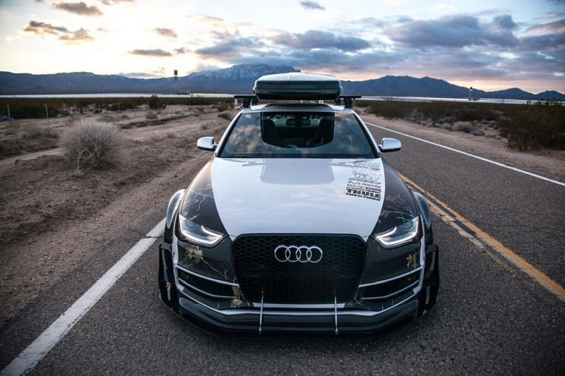 Audi S4 B8 Limousine DTM-Look Allroad Outfitters Inc 8