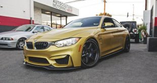 Austin Yellow BMW M4 With A Lot of Carbon Added 2 310x165 BMW M4 F82 in Austin Yellow by Autocouture Motoring