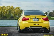 BMW E90 M3 Dakar Yellow Varis diffuser 3ddesign carbon bbs wheels custom 6 190x127 Mal was anderes   BMW E90 M3 in Gelb by iND Distribution