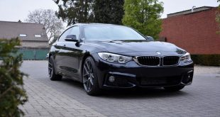 BMW F32 428i Gran Coupe On VMR V803 Wheels 1 310x165 BMW 428i Gran Coupe auf VMR 803 Wheels Alu's