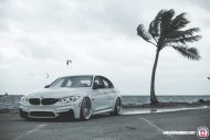 BMW M3 With HRE Wheels By Wheels Boutique 11 190x127 20 Zoll HRE Classic 300 am BMW M3 F80 by Wheels Boutique