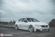 BMW M3 With HRE Wheels By Wheels Boutique 19 190x127 20 Zoll HRE Classic 300 am BMW M3 F80 by Wheels Boutique