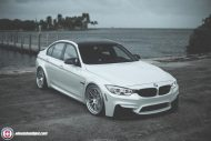 BMW M3 With HRE Wheels By Wheels Boutique 2 190x127 20 Zoll HRE Classic 300 am BMW M3 F80 by Wheels Boutique
