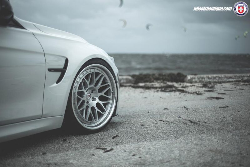 BMW M3 With HRE Wheels By Wheels Boutique 5 20 Zoll HRE Classic 300 am BMW M3 F80 by Wheels Boutique