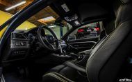 BMW M4 Gets A Bootload Of Tiny Details At European Auto Source 4 190x119 Sehr dezent   EAS Tuning am Austin Yellow lackierten BMW M4 F82
