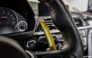 BMW M4 Gets A Bootload Of Tiny Details At European Auto Source 5 190x119 Sehr dezent   EAS Tuning am Austin Yellow lackierten BMW M4 F82