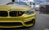 BMW M4 Gets A Bootload Of Tiny Details At European Auto Source 6 190x119 Sehr dezent   EAS Tuning am Austin Yellow lackierten BMW M4 F82