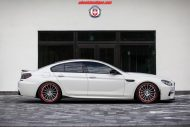 BMW M6 Gran Coupe Wheels Boutique HRE RS 1 Wheels 13 190x127 BMW M6 Gran Coupe auf 21 Zoll RS103 Alu's by WB