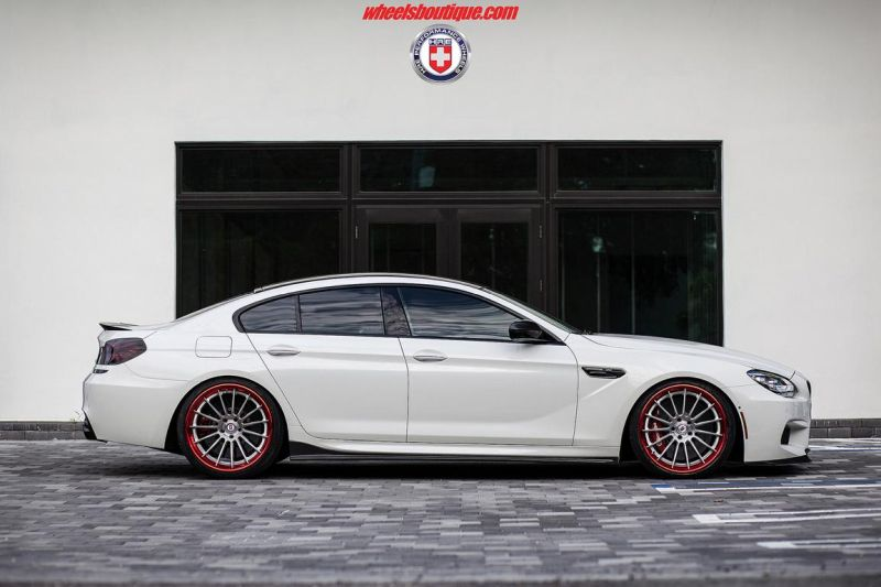 BMW M6 Gran Coupe Wheels Boutique HRE RS 1 Wheels 13 BMW M6 Gran Coupe auf 21 Zoll RS103 Alu's by WB