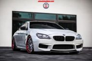 BMW M6 Gran Coupe Wheels Boutique HRE RS 12 190x127 BMW M6 Gran Coupe auf 21 Zoll RS103 Alu's by WB