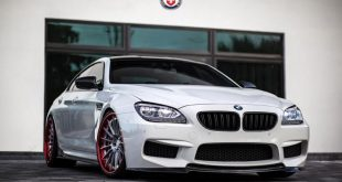 BMW M6 Gran Coupe Wheels Boutique HRE RS 12 310x165 BMW M6 Gran Coupe auf 21 Zoll RS103 Alu's by WB
