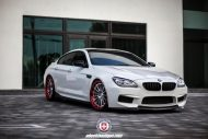 BMW M6 Gran Coupe Wheels Boutique HRE RS 13 190x127 BMW M6 Gran Coupe auf 21 Zoll RS103 Alu's by WB