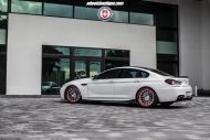 BMW M6 Gran Coupe Wheels Boutique HRE RS 5 190x127 BMW M6 Gran Coupe auf 21 Zoll RS103 Alu's by WB
