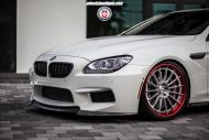 BMW M6 Gran Coupe Wheels Boutique HRE RS 8 190x127 BMW M6 Gran Coupe auf 21 Zoll RS103 Alu's by WB