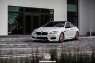 BMW M6 Gran Coupe Wheels Boutique HRE RS 9 190x127 BMW M6 Gran Coupe auf 21 Zoll RS103 Alu's by WB