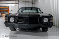 Black Chevelle restomod tuning car 10 190x126 Chevrolet Chevelle Restomod mit Chevy 502 V8