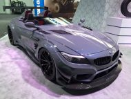 Bulletproof BMW Z4 GT Continuum SEMA 2015 tuning 1 190x143 SEMA 2015: Bulletproof Automotive BMW Z4 GT Continuum