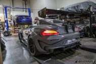 Bulletproof BMW Z4 GT Continuum SEMA 2015 tuning 2 190x127 SEMA 2015: Bulletproof Automotive BMW Z4 GT Continuum