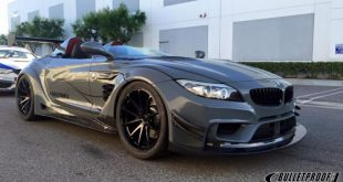 Bulletproof BMW Z4 GT Continuum SEMA 2015 tuning 3 310x165 SEMA 2015: Bulletproof Automotive BMW Z4 GT Continuum