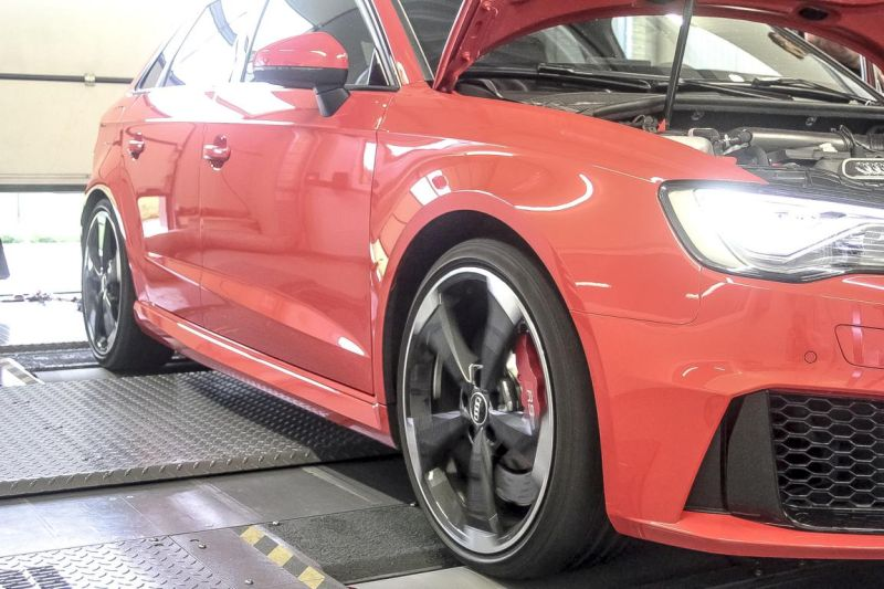 Chiptuning RS3 (2)