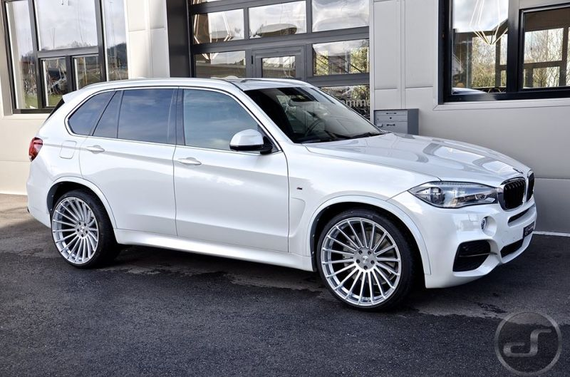 DS Hamann BMW X5 M50d 1 tuning car 1 Hamann BMW X5 M50d by DS automobile & autowerke GmbH