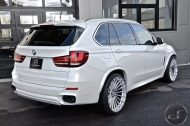 DS Hamann BMW X5 M50d 1 tuning car 7 190x126 Hamann BMW X5 M50d by DS automobile & autowerke GmbH