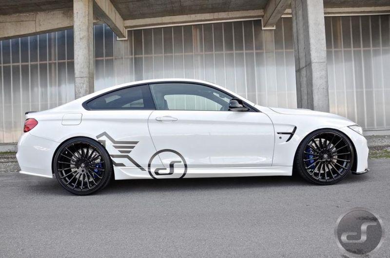 DS automobile & autowerke GmbH BMW M4 F82 Hamann Motorsport-Optik 4