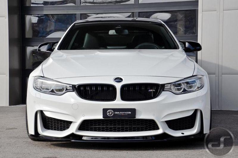 DS automobile & autowerke GmbH BMW M4 F82 Hamann Motorsport-Optik 6