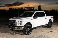 Exclusive Motoring Ford F150 On 20 Fuel Offroad Wheels 03 190x127 Exclusive Motoring Ford F150 auf 20 Zoll Offroad Alu's