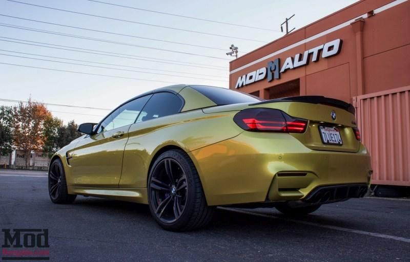 F83 BMW M4 Evolution Racewerks Chargepipes Injen Intake 11 ModBargains BMW M4 F83 mit Injen Kit & mehr Power!