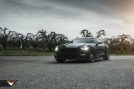 Ford Mustang With V FF 101 Flow Forged Wheels 1 190x127 20 Zoll Vörsteiner V FF 101 Alufelgen am Ford Mustang