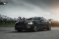 Ford Mustang With V FF 101 Flow Forged Wheels 2 190x127 20 Zoll Vörsteiner V FF 101 Alufelgen am Ford Mustang