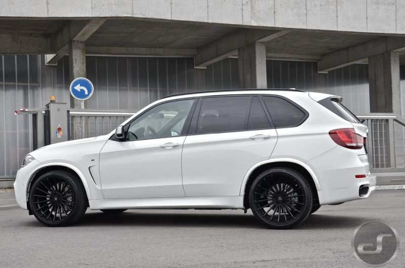 Hamann BMW X5 M50d by DS automobile & autowerke GmbH Tuning 1