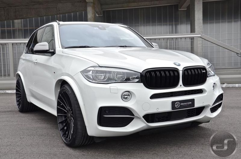 Hamann BMW X5 M50d by DS automobile & autowerke GmbH Tuning 10